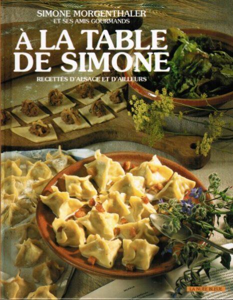 La table de simone - La table de louise colmar ...