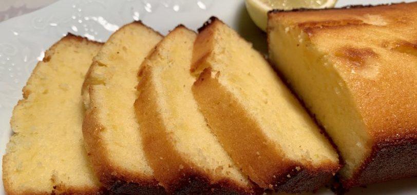 gâteau de santé au citron